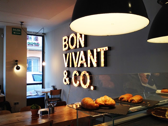 BON VIVANT & CO. MADRID TALESTRIP