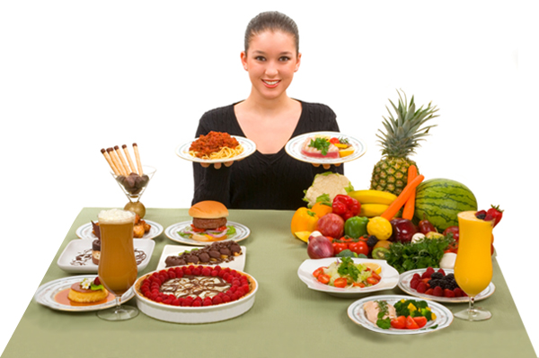 eating a healthy and balanced diet is the key to a good health this ...