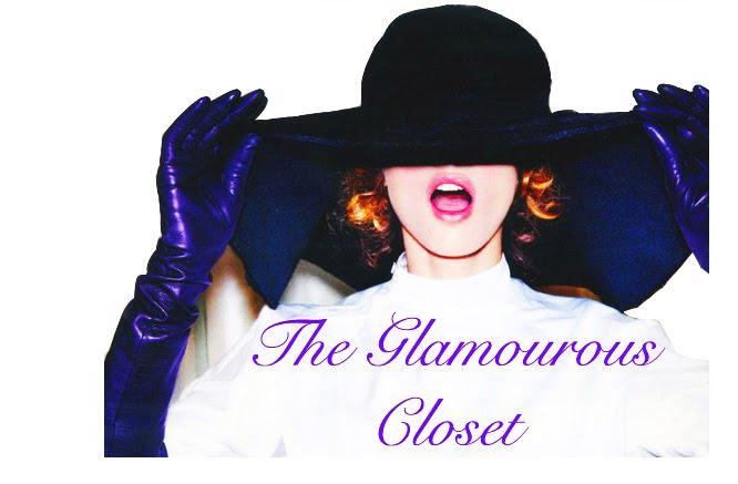 the glamorous closet