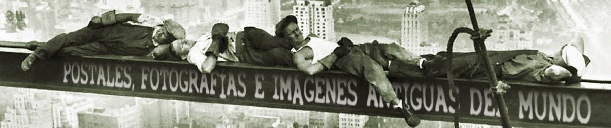 Postales, fotografías de Madrid e imágenes antiguas, España y del mundo