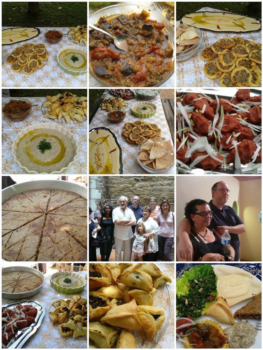 Bombay bruxelles atelier cuisine libanaise lebanese for Atelier cuisine bruxelles