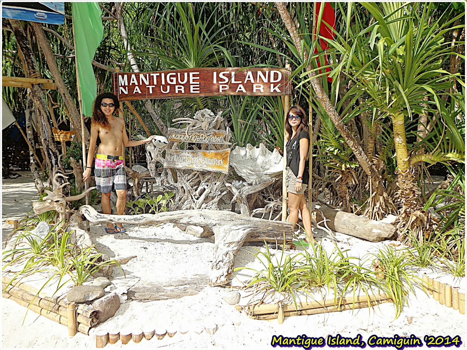 Mantigue Island, Camiguin