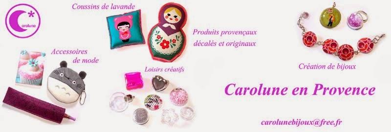 Carolune en Provence