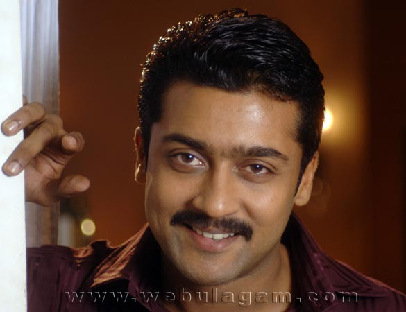 Surya in 'Jillunu oru Kathal' Movie