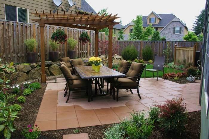 pergoladiy a pergola design for a small yard