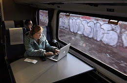 Ride a train across country and write a book. Welcome to the Amtrak Writer's Residency: