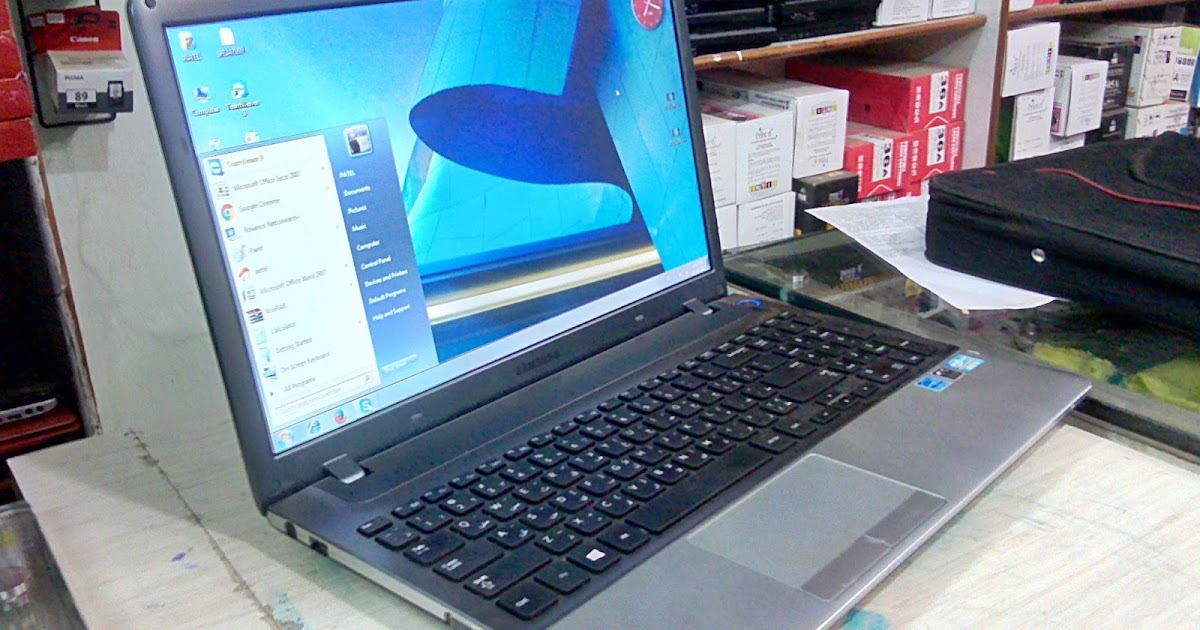Learn New Things Samsung 350V5 Laptop 156 I3 4GB 750GB