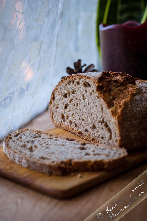World Bread Day 2015: Dinkelmischbrot