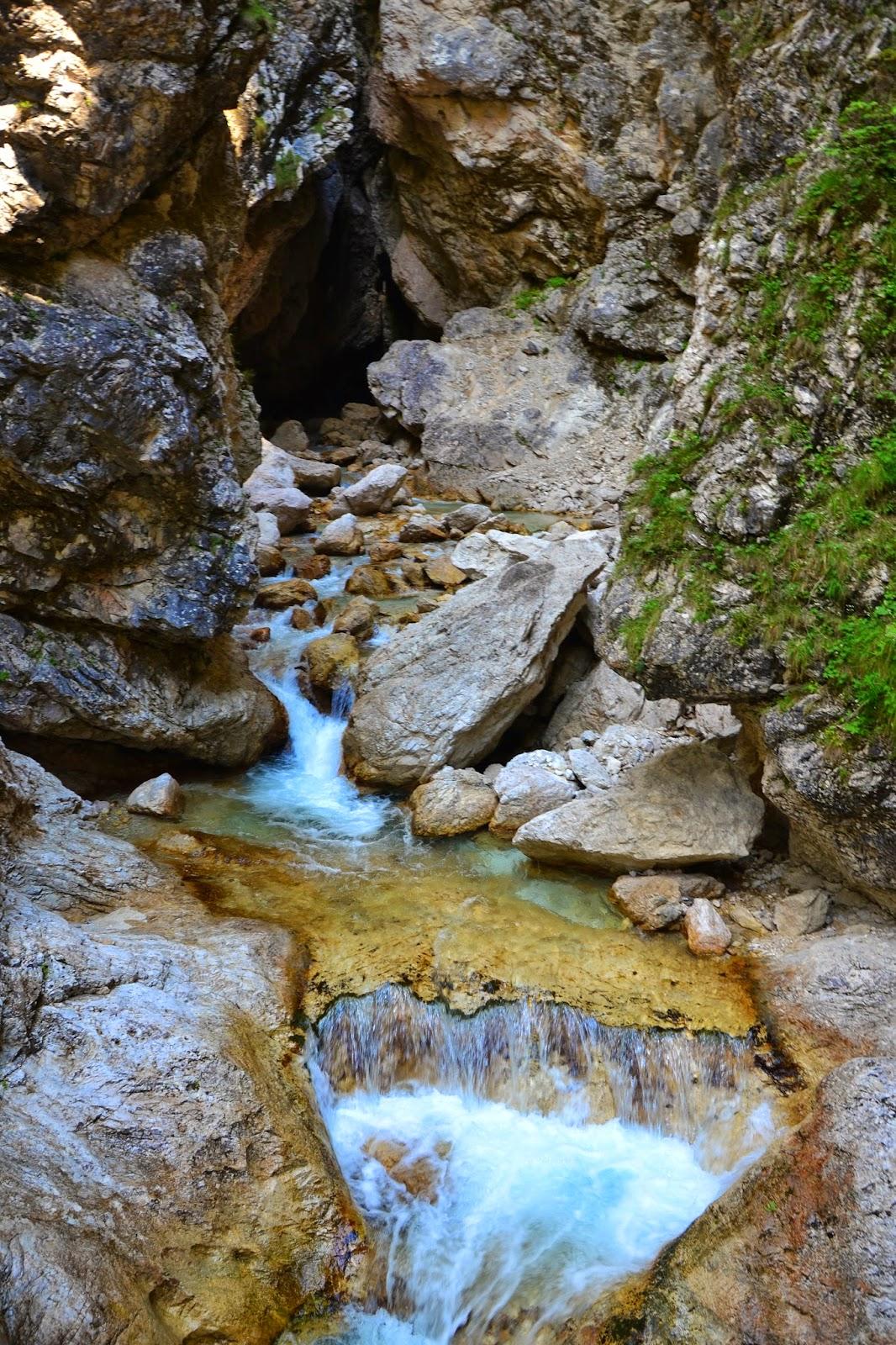 Mlinarice gorge