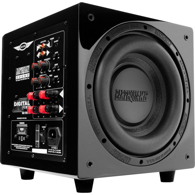 "Earthquake 10"" Powered Subwoofer"
