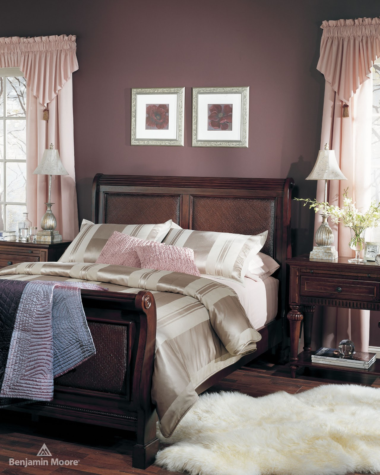 Benjamin Moore: Factory Paint & Decorating: Benjamin Moore Regal Select