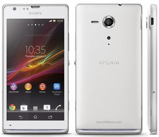 Spesifikasi Dan Harga Sony Xperia SP Terbaru 2014