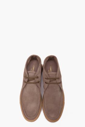 Mens Leather Formal Slip On Shoes