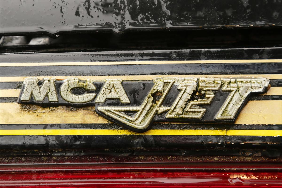 1978 Plymouth Arrow GT MCA Jet badge