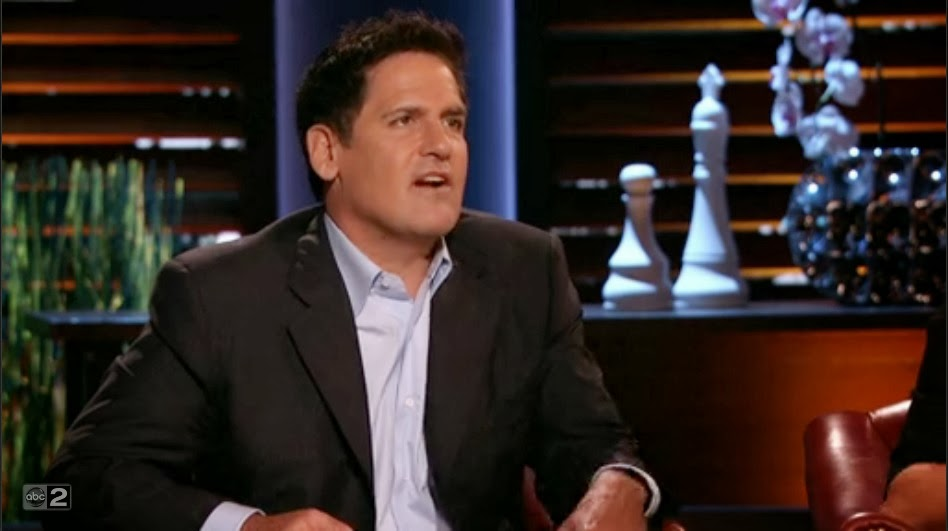 shark tank billionaire mark cuban mavericks