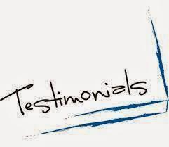 Testimonial Of Peter Thomas Senese