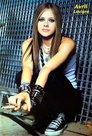 Avril Lavigne Avril Lavigne Style