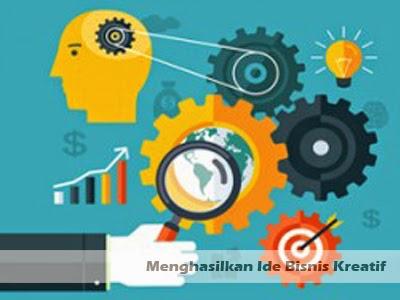 menghasilkan ide bisnis kreatif