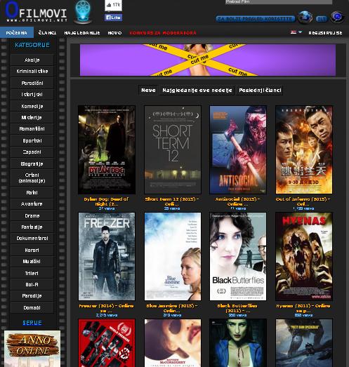 Strani filmovi sa prevodom besplatno online