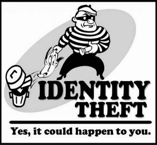 Menghadapi pencuri/penipuan identitas