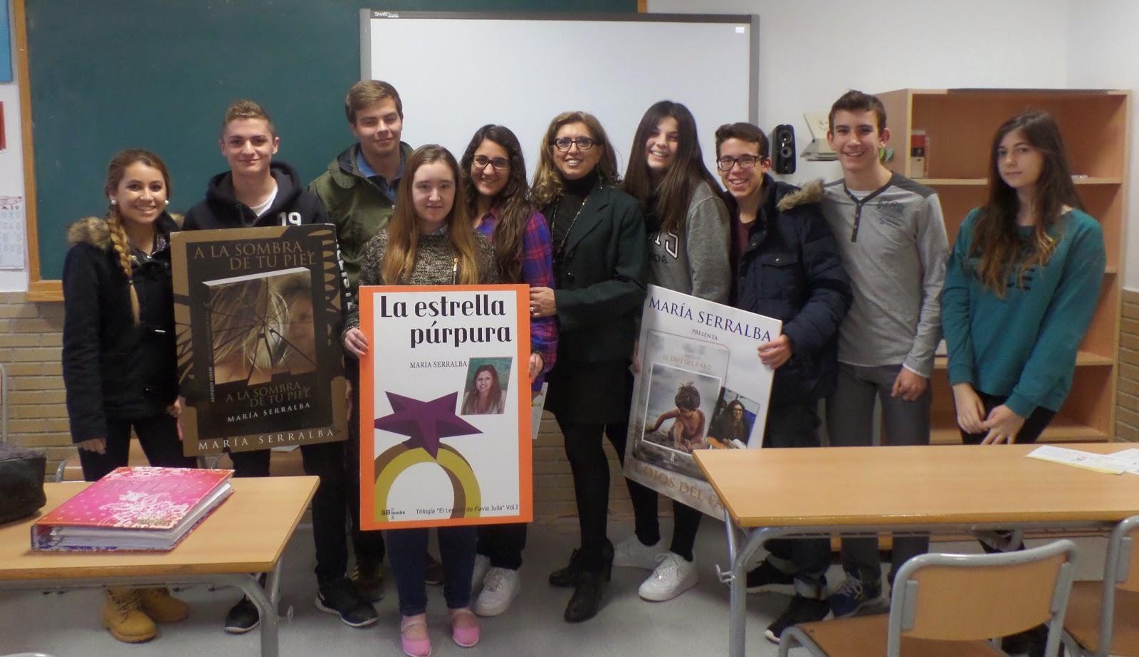 El Blog de María Serralba - C.San Alberto Magno-encuentro