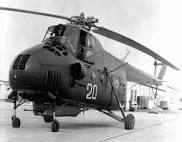 helikopter MI-4 misi papua barat