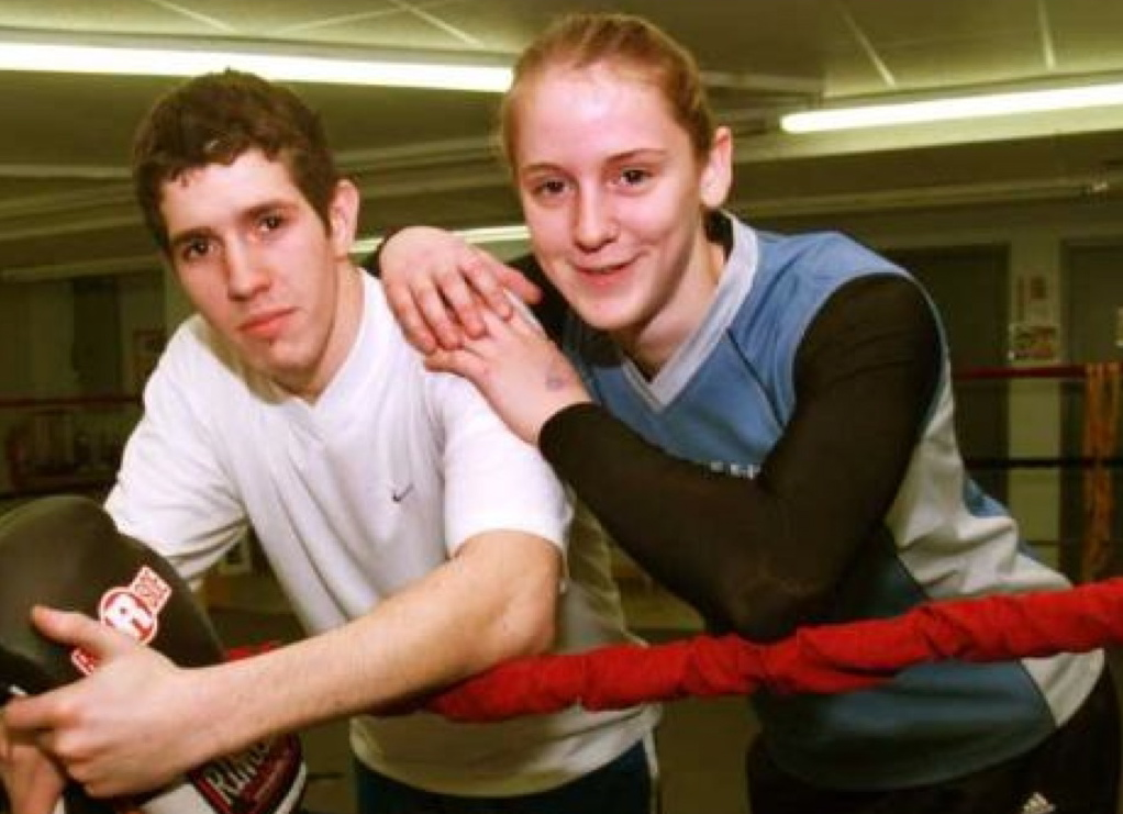 Scotia amateur boxing nice. bridget