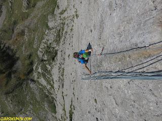 camp speed 2, fernando calvo guia de alta montaña UIAGM