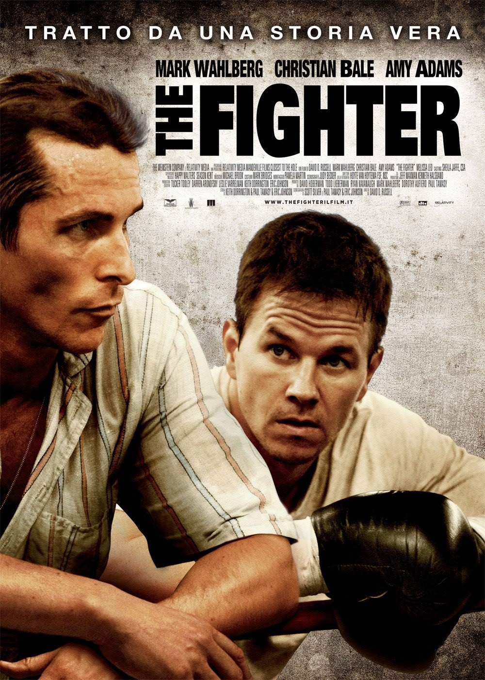 The Fighter (2010) tainies online oipeirates
