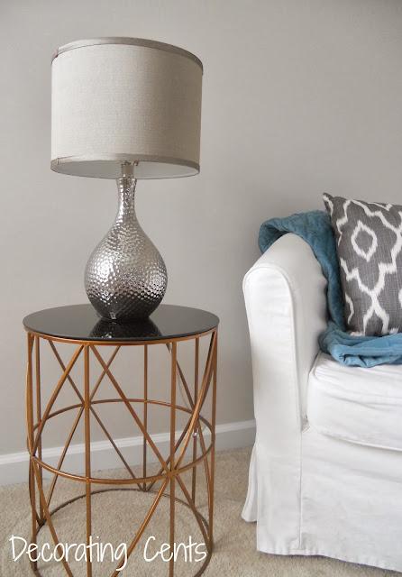 Bedroom Side Table Lamp