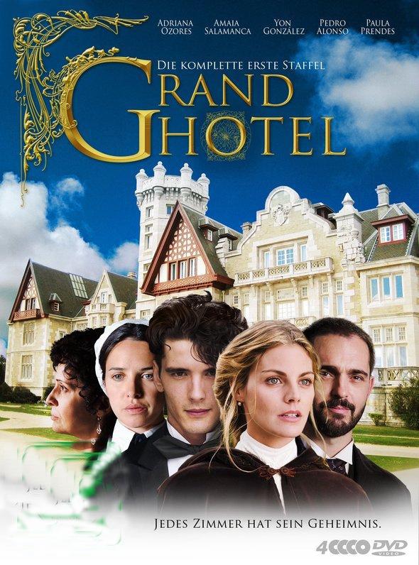 Hotel Series Cast Spanish Series Grand Hotel