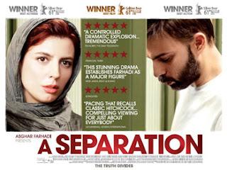 Nader and Simin, A Separation (Jodaeiye Nader az Simin) - Release Poster