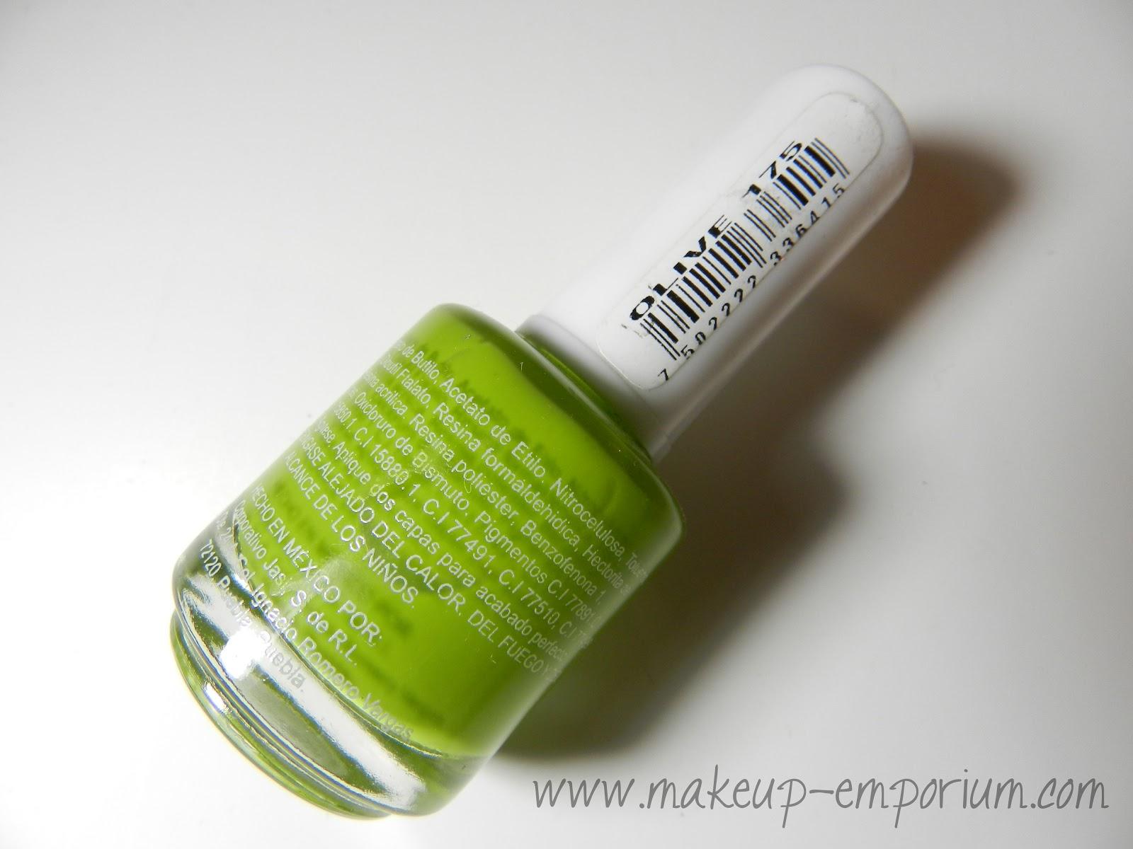 Makeup Emporium: octubre 2012