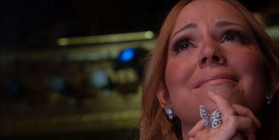 mariah carey bet honours crying