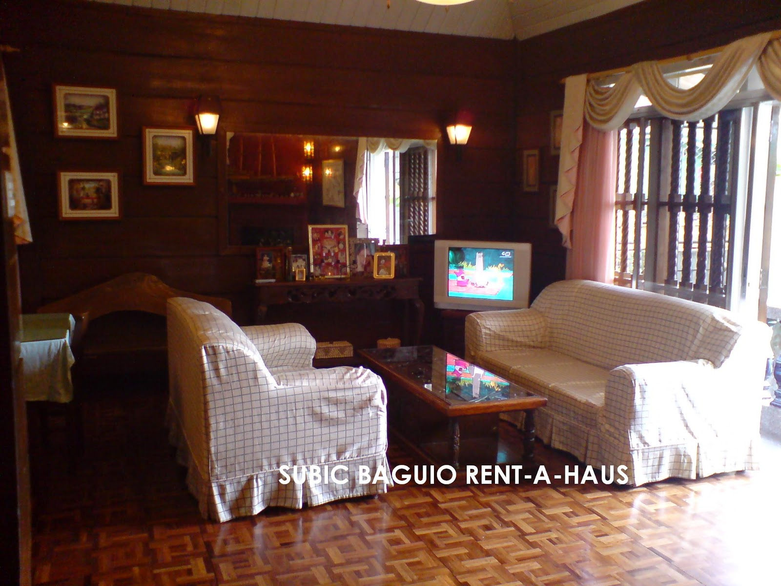whatCHAmacallit 4 Bedroom Baguio House For Daily Rent in Baguio