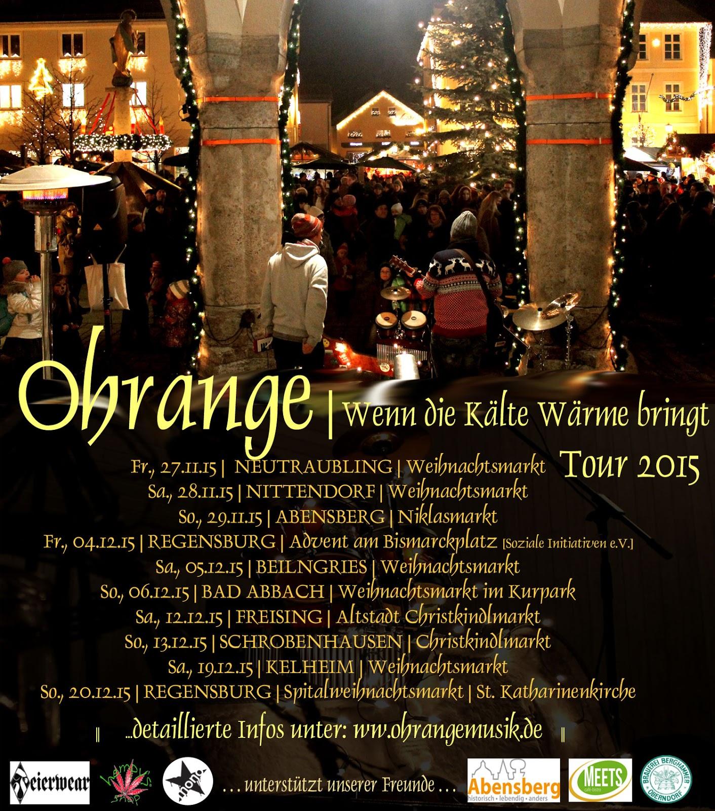 Ohrange Ohrange Album
