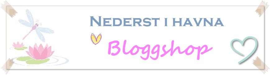 Nederst i havna bloggshop