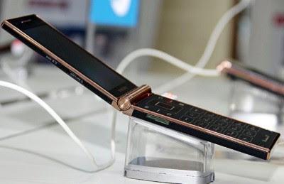 Handphone Samsung W2014 Akan Rilis Dengan Bentuk Flip