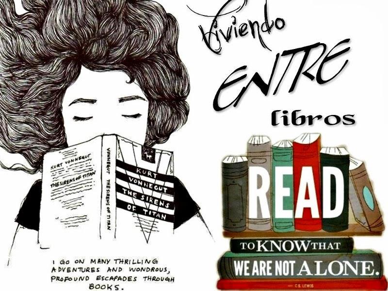 Viviendo entre libros