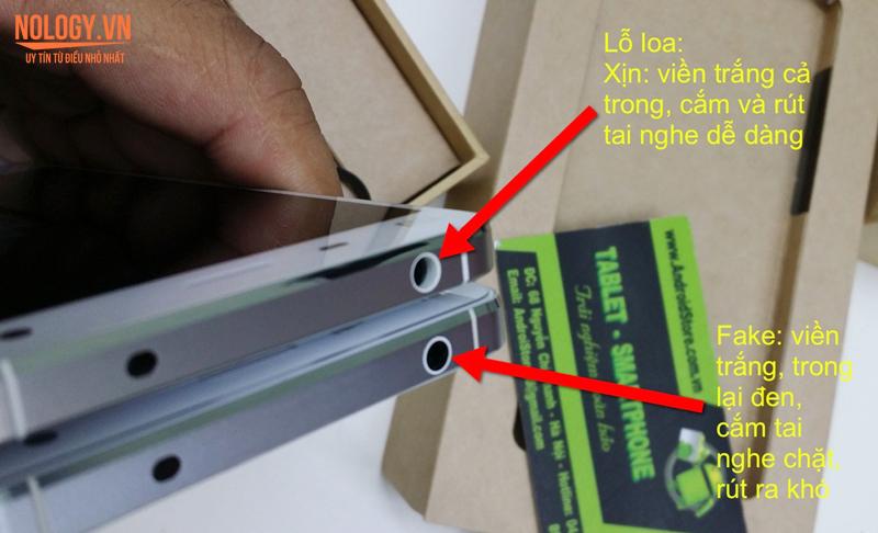 Xiaomi Mi4 xịn và nhái