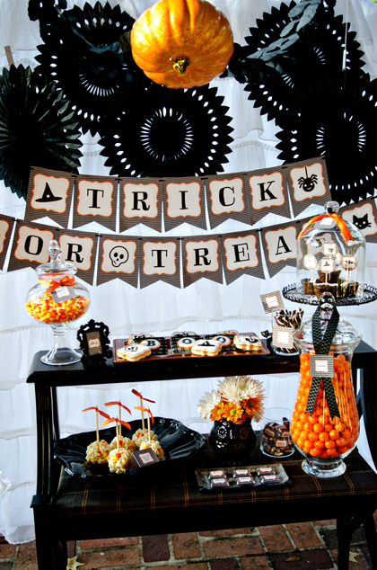 Printable Halloween Party