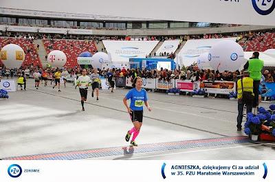 Po maratonie...