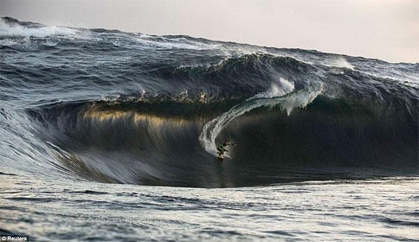 Shipstern's Bluff Crazy Wave
