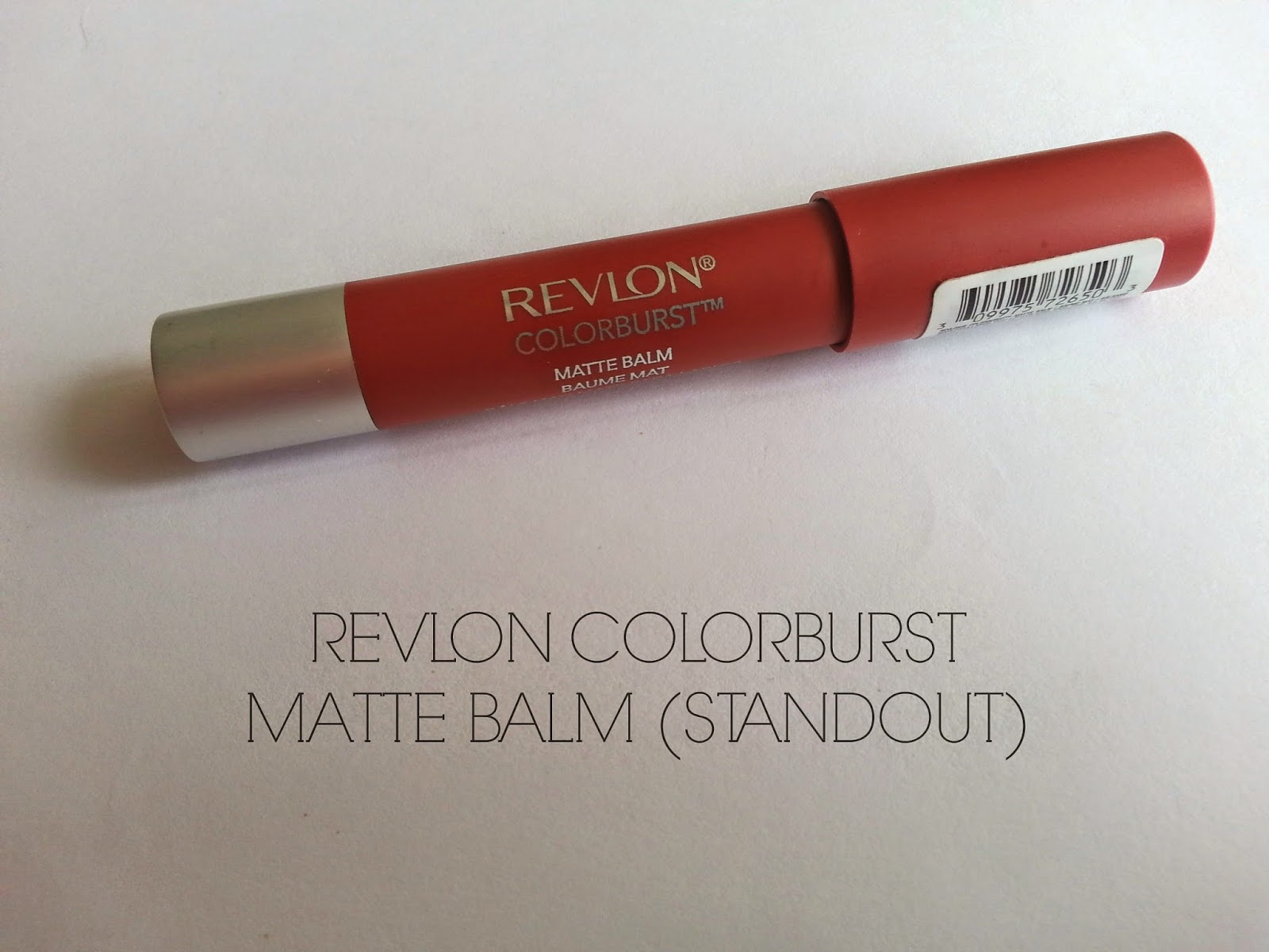 Review 28 Revlon Colorburst Matte Balm In Standout A Chick With Collorbust
