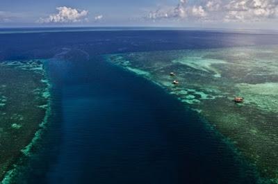 Teluk Maya wakatobi