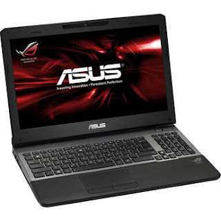 ASUS Republic of Gamers G55VW-DH71