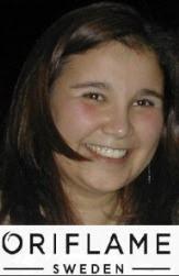 O meu nome é Ana Neves e sou Directora Oriflame!