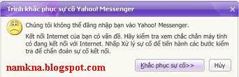 lỗi không đăng nhập được vào yahoo2