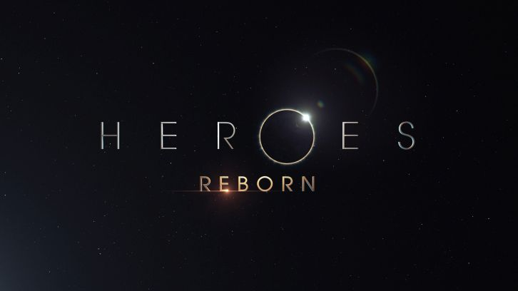 Heroes Reborn - Full Set of Character Motion Posters
