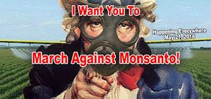 21 Μαΐου 2016 - Δράσεις ενάντια στη MONSANTO